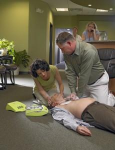 AED plus HLR